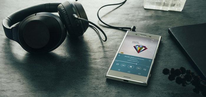 Sony Xperia XZ Premium duurzaamheidstest: toestel zonder problemen te buigen