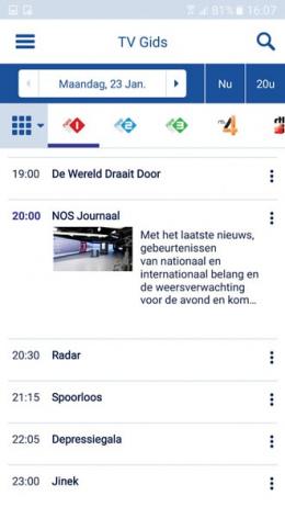 Telfort Interactieve TV app