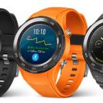 Afbeeldingen van sportieve Huawei Watch 2 verschijnen online