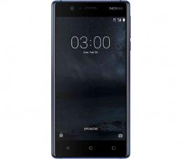 Nokia 3 Android 8.0 oreo