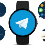 Telegram lanceert prachtige eigen Android Wear 2.0 app