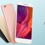 Xiaomi presenteert Xiaomi Mi 5C met eerste, eigen Surge S1 processor