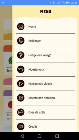 AH Moestuintje Android