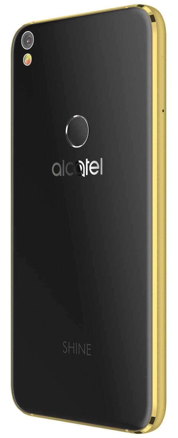 Alcatel Shine Lite 24-karaats