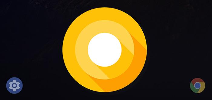 Android O krijgt verbeterd instellingen-scherm en snelkoppelingen vergrendelscherm