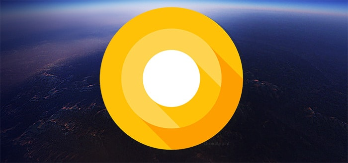 Android O wallpaper nu te downloaden voor je eigen toestel