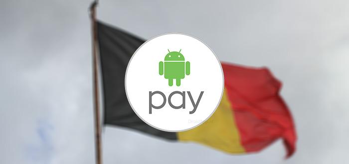 Android Pay vanaf vandaag beschikbaar in België: dit moet je weten