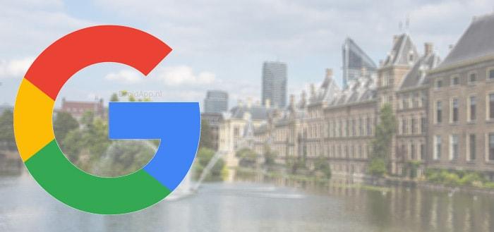 Google laat de trends en populairste vragen voor verkiezingen 2017 zien