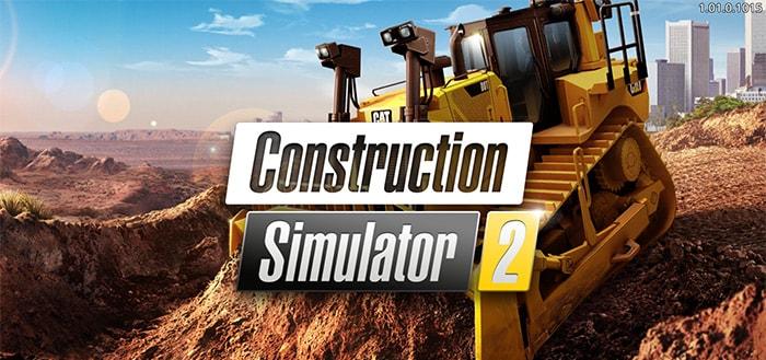 Construction Simulator 2 uitgebracht: leef je uit in deze prachtige 3D bouw-game
