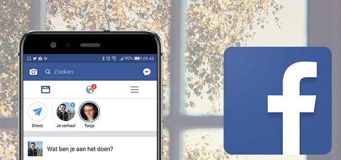 Facebook Stories uitgerold: deel nu ook je verhalen met deze nieuwe Snapchat-kloon