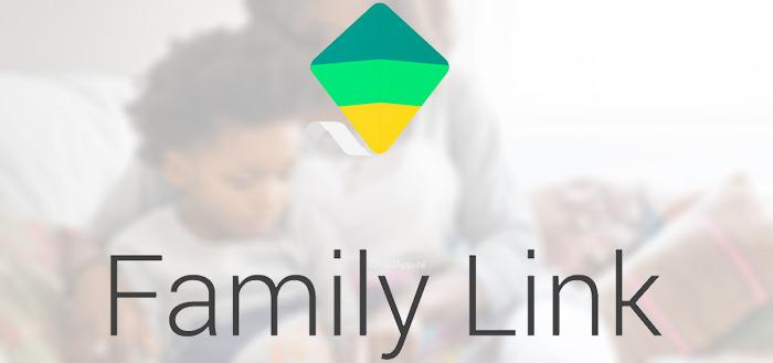 Google introduceert Family Link en laat de smartphone en het Google-account van je kinderen beheren