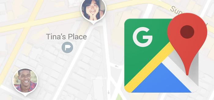 Google Maps app laat je vanaf nu realtime je locatie en route delen