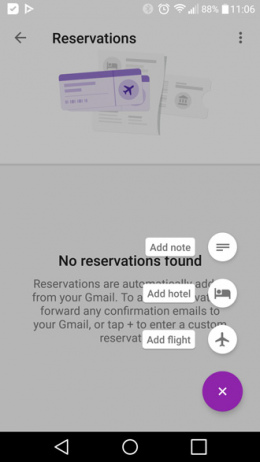 Google Trips 1.0