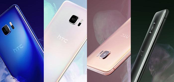 Dit is de lente-verrassing van HTC: een speciale editie van de U Ultra