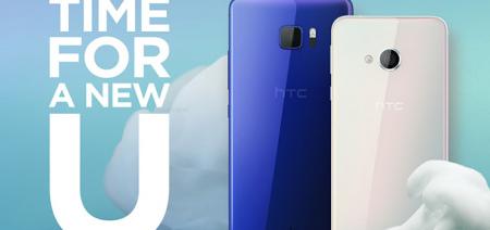 'Nieuwe HTC U-smartphone krijgt Sense 9 en aanraakgevoelige zijkanten'