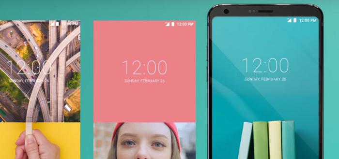 'LG G6 ontvangt in februari de update naar Android 8.0 Oreo'
