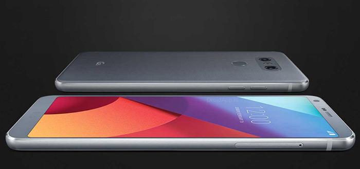 LG G6 gaat in Duitsland 749 euro kosten en komt deze maand uit