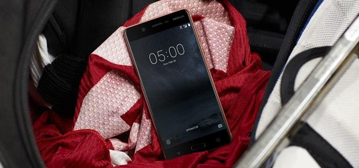 Nokia 5 en Nokia 6: beveiligingsupdate maart 2018 beschikbaar