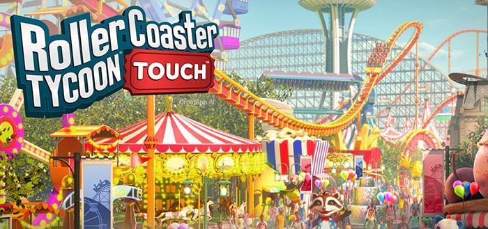 RollerCoaster Tycoon Touch beschikbaar voor Android (review)