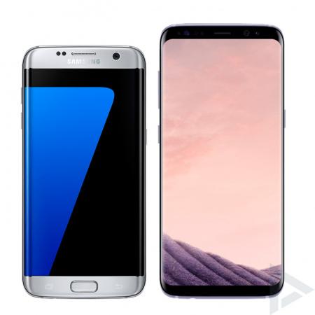 Samsung Galaxy S7 Edge - Galaxy S8