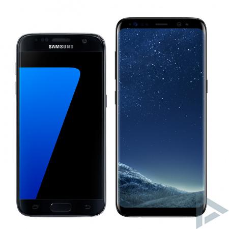 Samsung Galaxy S7 - Galaxy S8