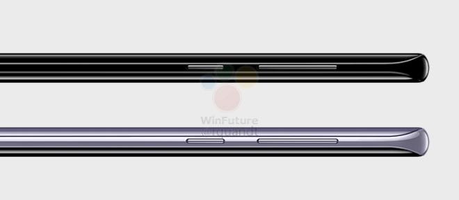 Samsung Galaxy S8 dikte