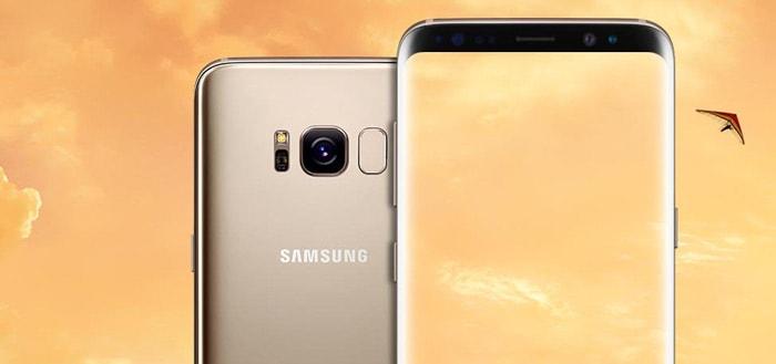 Accessoires voor Samsung Galaxy S8 online verschenen inclusief handig oplaaddock