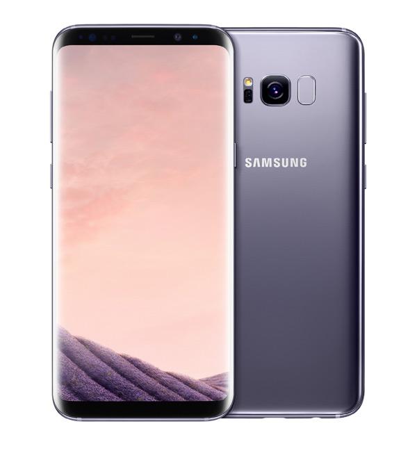 Samsung Galaxy S8 grijs