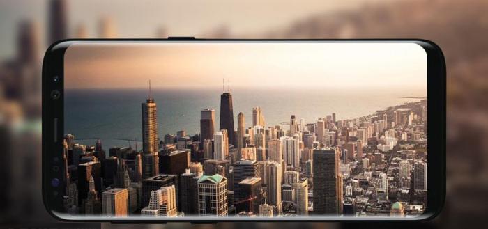 Samsung Galaxy S8: nieuwe duidelijke persfoto's en tweede teaser