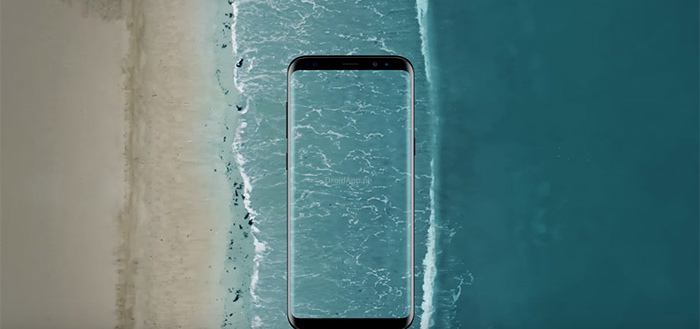 Samsung Galaxy S8 wallpapers nu in hoge resolutie te downloaden