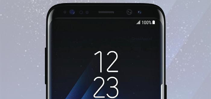 Samsung Galaxy S8 launcher en iconen opgedoken: zo zien ze eruit
