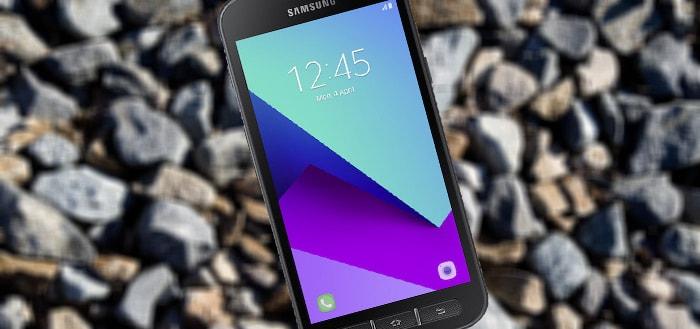 Robuuste Samsung Galaxy XCover 4 met Android 7.0 Nougat komt naar Nederland