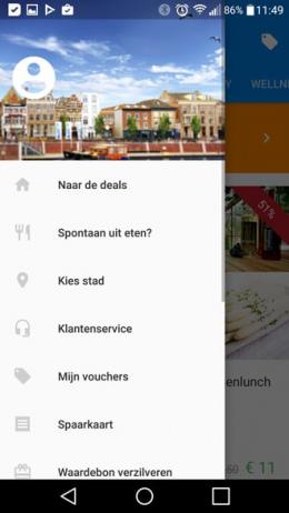 Social Deal app