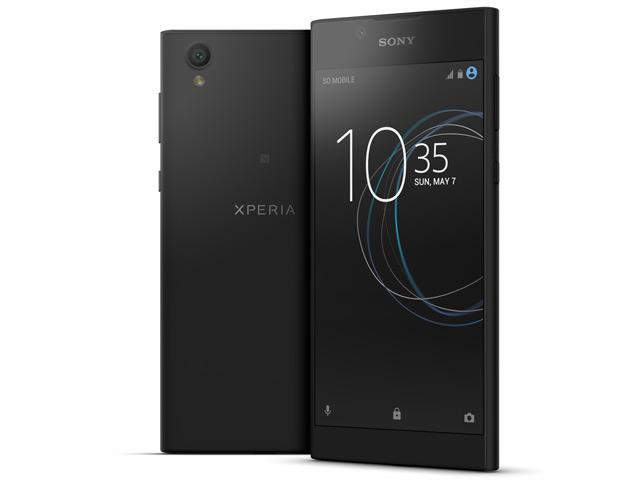 Sony Xperia L1 zwart