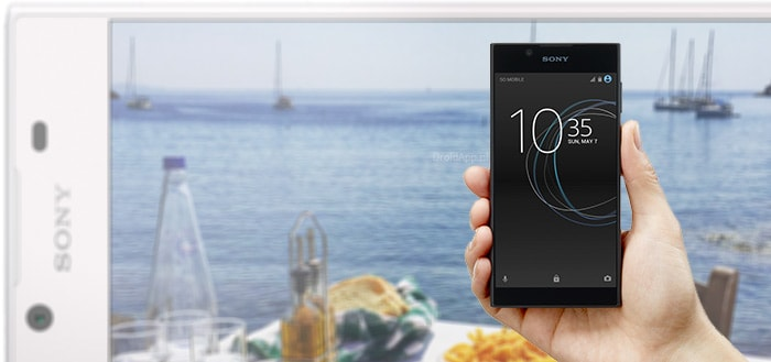 Sony brengt betaalbare mid-end Xperia L1 uit in Nederland