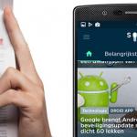 Nieuws-app Squid wordt alternatief voor Google Discover bij Huawei