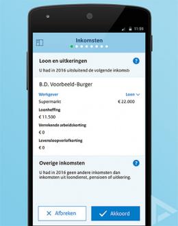 aangifte 2016 app