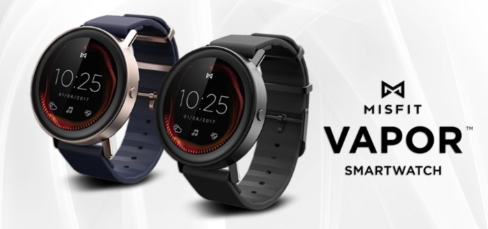 Misfit Vapor is nieuwe smartwatch met Android Wear 2.0