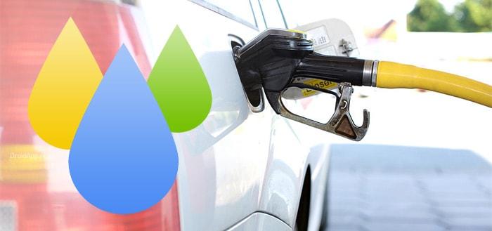 1-2-3 Tanken app geeft je de actuele brandstofprijzen van tankstations in Duitsland