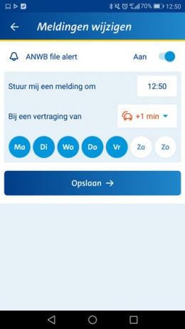 ANWB Onderweg 3.0 app file alert