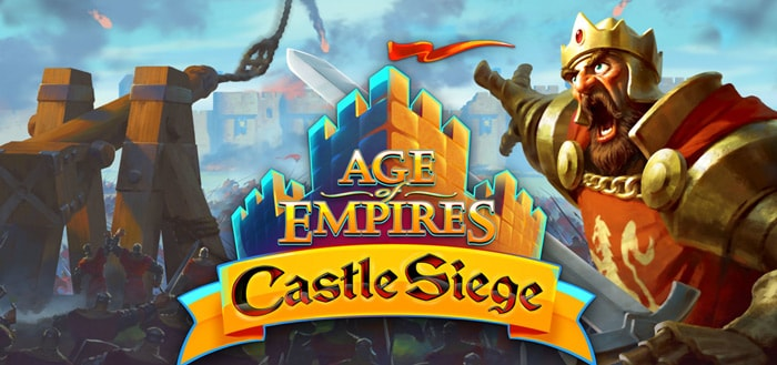 Microsoft brengt Age of Empires: Castle Siege uit voor Android