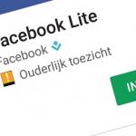 Facebook Lite beschikbaar in Nederland en België: chatten zonder Messenger-app