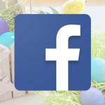 Facebook laat je paaskaarten sturen naar je vrienden