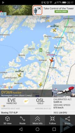 Flightradar24 7.0