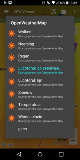 GPX Viewer app