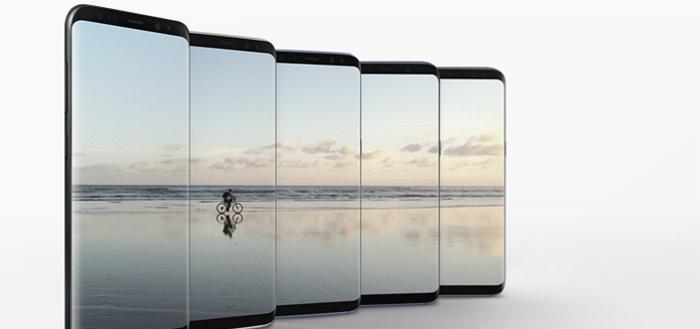 Galaxy S8-gebruikers maken melding van rode gloed over display