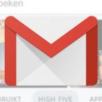 Gmail krijgt ondersteuning voor versturen GIF'jes via Gboard toetsenbord