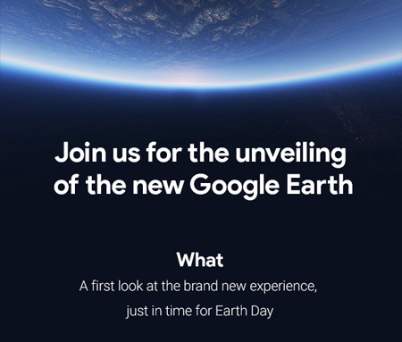 Google Earth 18 april