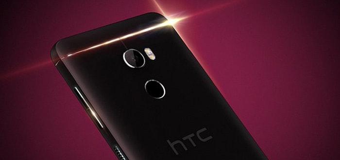 HTC One X10 laat zich weer zien: duidelijke persfoto toont nieuw toestel