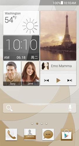 Huawei Ascend P6 Emotion UI